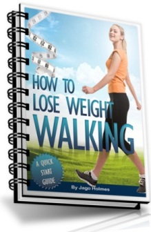 free walking for weight loss report